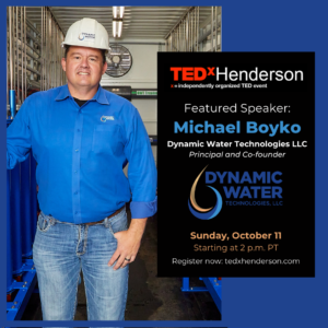 Mike Boyko at TEDx Henderson